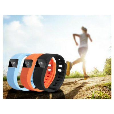 Fitbit Fitnesstrafker met hartslagmeter