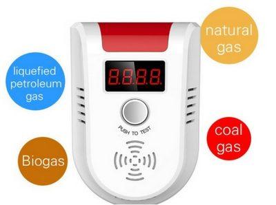 Draadloze gassensor Huisalarmsysteem