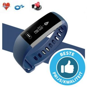 Waterproof Fitness Tracker activity activiteitentracker stappenteller smartwatch