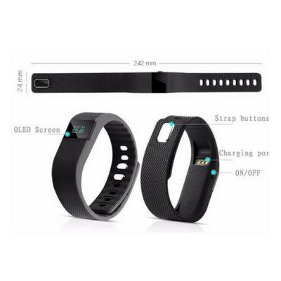 Fitbit Fitness Tracker met hartslagmeter