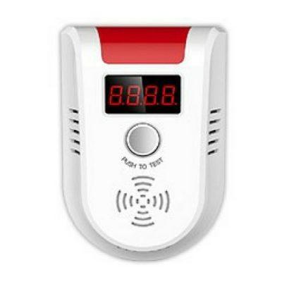 Draadloos Gasdetector