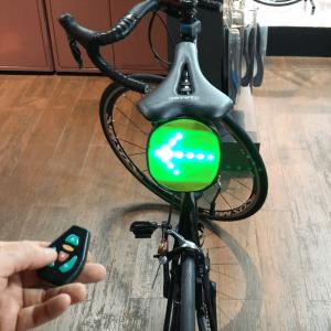 Richtingaanwijzer fiets