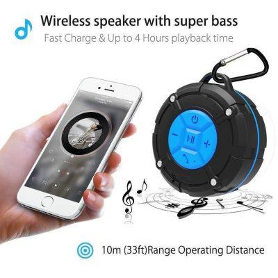 Waterdicht Bluetooth Speaker