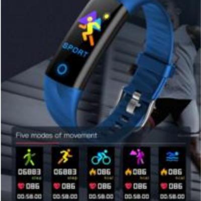 Fitness Tracker met Zwemmodus Kleurendisplay WaterproofFitness Tracker zuurstof, hartslag en bloeddrukmeter Waterproof Fitness Tracker activity activiteitentracker stappenteller smartwatchmodus