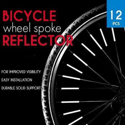 fiets spaakreflectoren