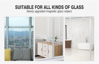 verstelbare magnetische ramenwasser bovenverdieping wassen