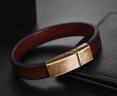 Stoere heren armband