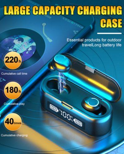 Oortjes Bluetooth – Oortjes Met Microfoon – Oordopjes –
