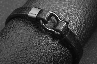 Stijlvolle heren armband
